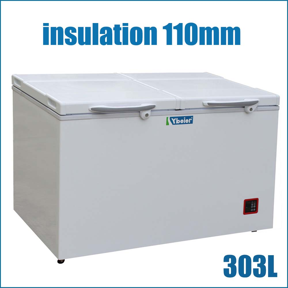 Ultra Energy Efficient Solar (Battery) Powered Freezer(BR303F)